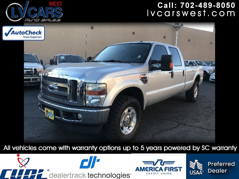 "Ford Super Duty F-250 SRW 4WD Crew Cab 156"" King Ranch 2010"