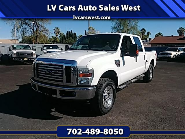 2008 Ford F-250 SD Crew Cab 4WD