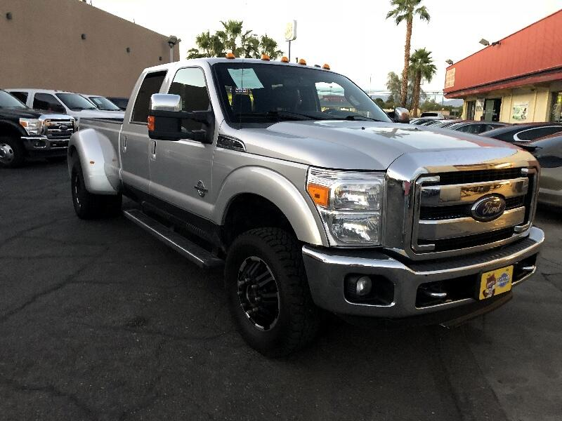 Ford F-350 SD Lariat Crew Cab Long Bed DRW 4WD 2015