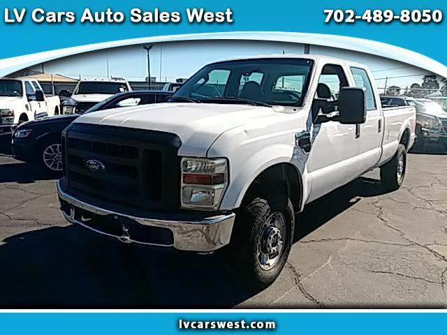Ford F-350 SD FX4 Crew Cab Long Bed 4WD 2008