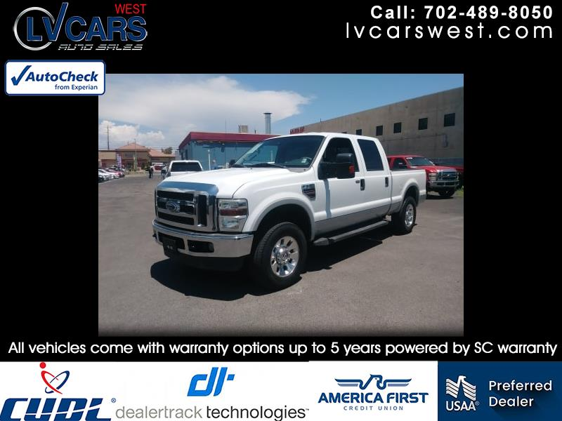 2008 Ford F-250 SD Lariat 4WD