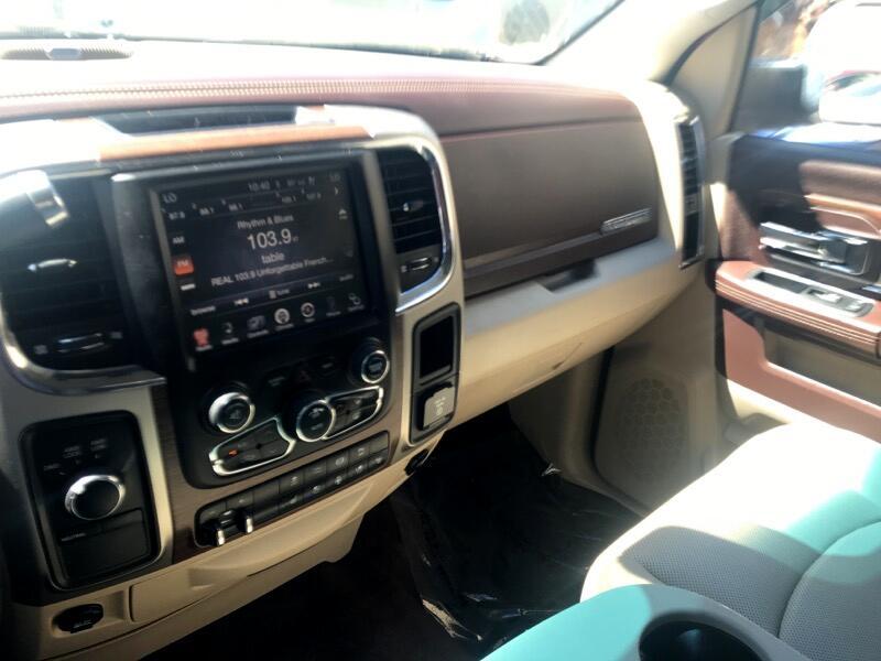 RAM 3500 Laramie Crew Cab SWB 4WD 2014