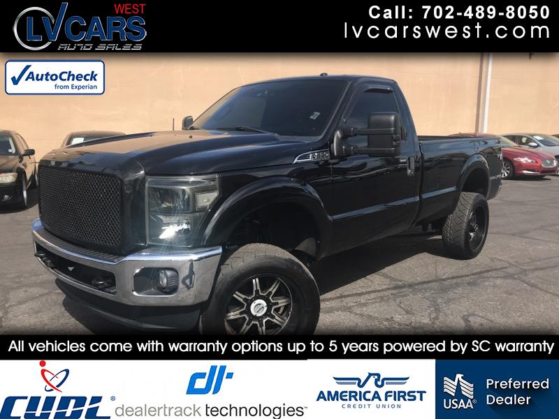 2016 Ford F-250 SD Lariat 4WD