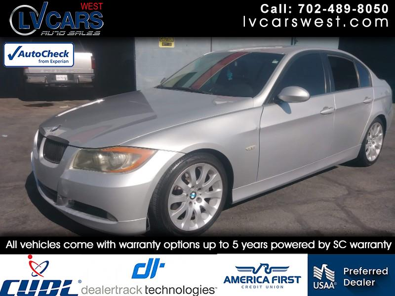 2006 BMW 3-Series 325i automatic