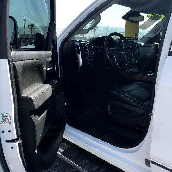 Chevrolet Silverado 3500HD LTZ Crew Cab 4WD 2015
