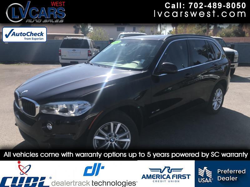 BMW X5 sDrive35i 2014