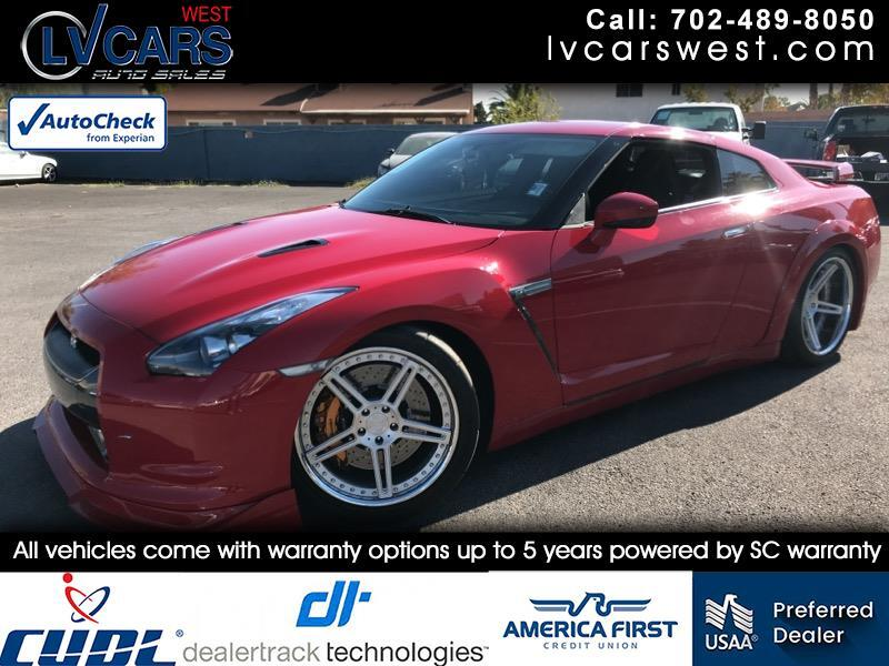 2009 Nissan GT-R 2DR PREMIUM - ASK ABOUT THE EXTRAS!