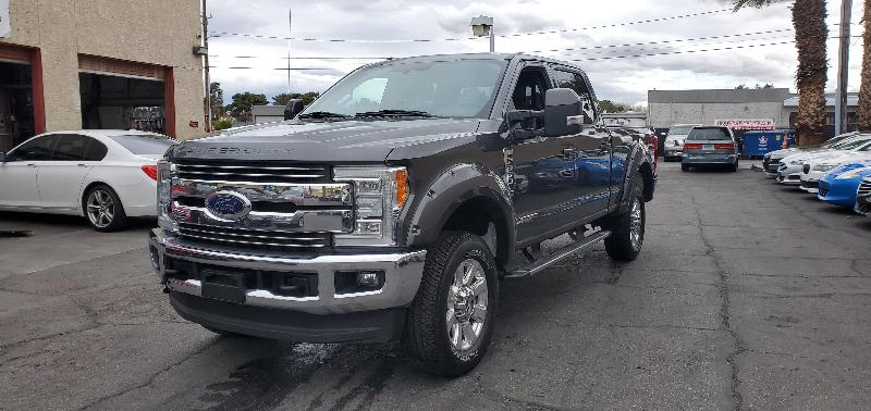 Ford F-350 SD King Ranch Crew Cab 4WD 2017