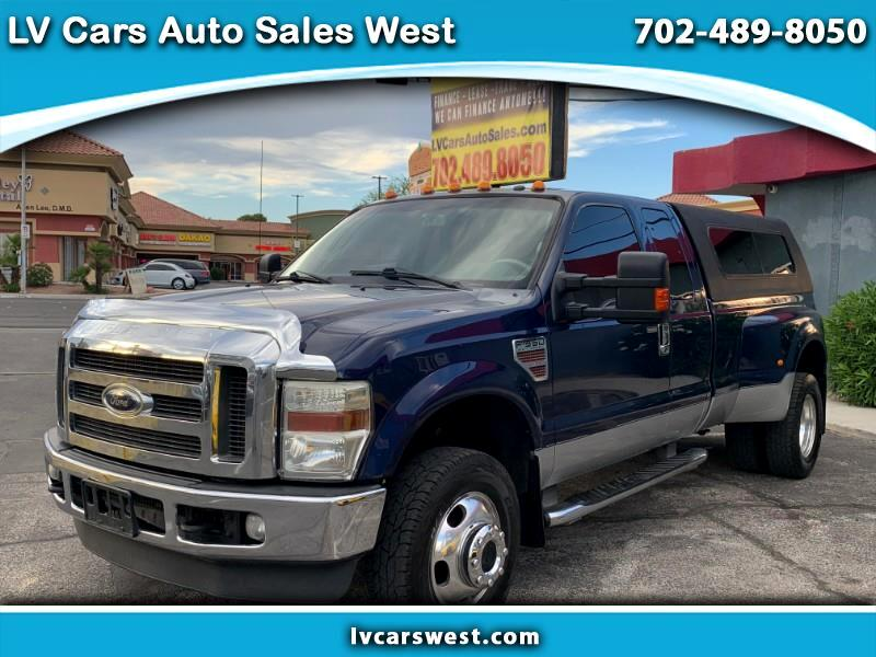 "Ford Super Duty F-350 DRW 4WD SuperCab 158"" Lariat 2010"