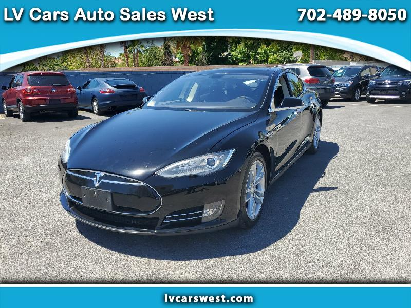 Tesla Model S 4dr Sdn Signature Performance 2014
