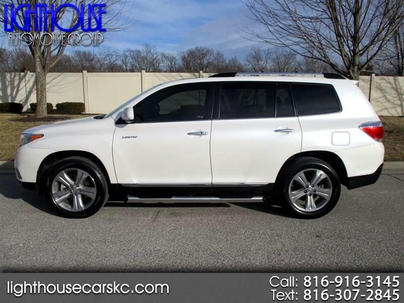 Toyota Highlander Limited 2WD 2013