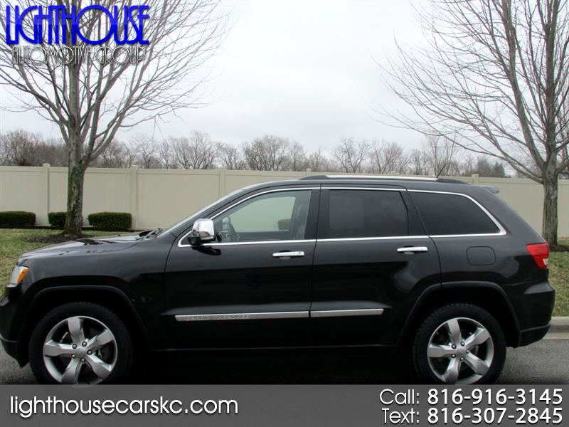Jeep Grand Cherokee Limited 4WD 2012