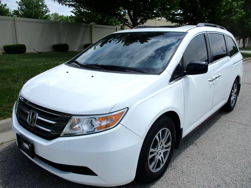 Used 2012 Honda Odyssey EX-L for Sale in Lees Summit MO ...