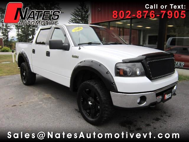 2008 Ford F-150 XL SuperCrew Short Bed 4WD