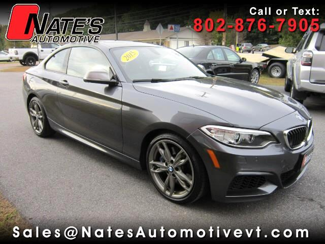 2015 BMW 2-Series M235i xDrive Coupe