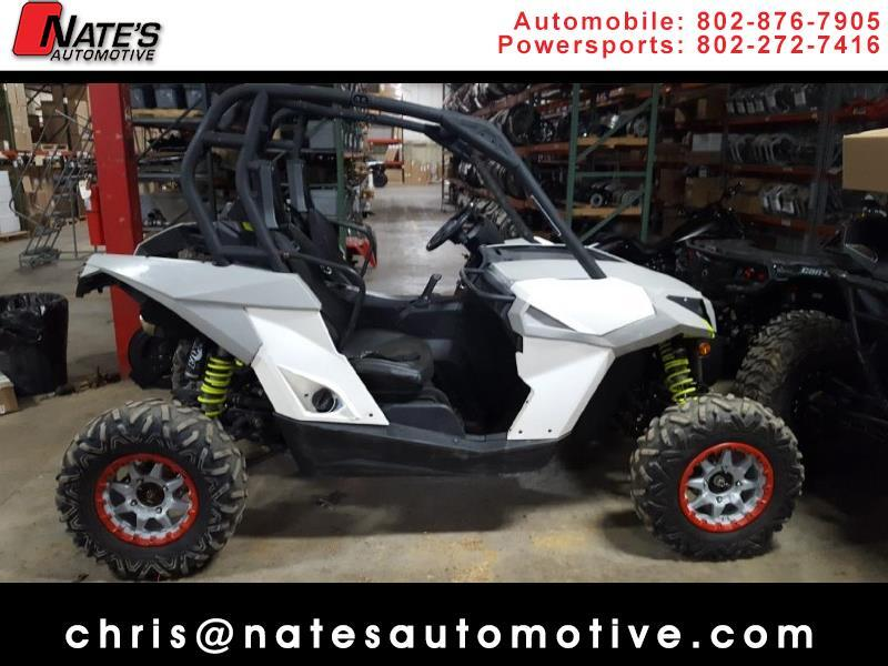 2016 Can-Am Maverick Max 1000R X RS D TURBO