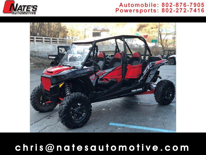 2018 Polaris RZR XP 4 Turbo EPS Dynamix TURBO,DYNAMIX,4 SEATER