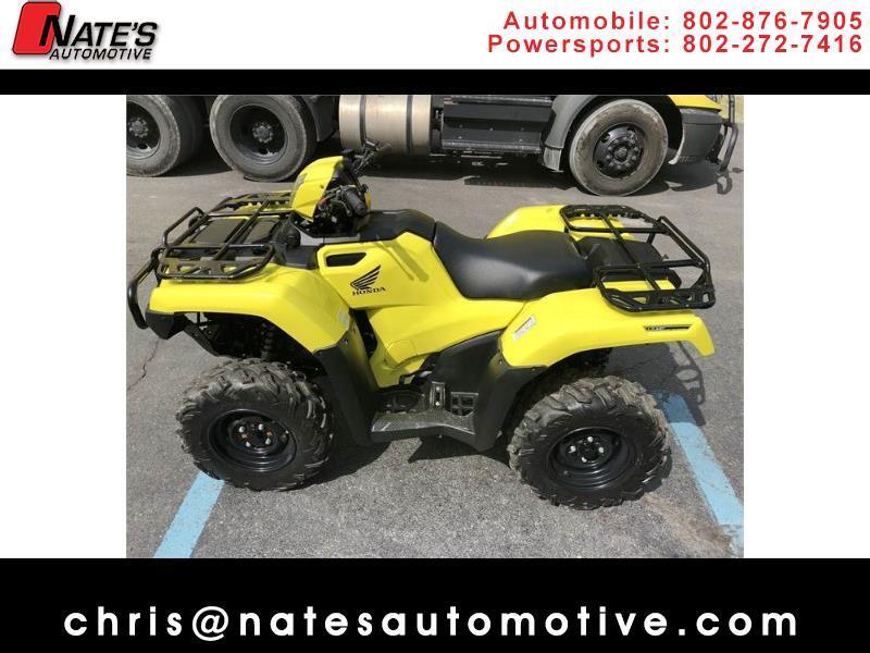 2017 Honda Foreman ATV (EPS)