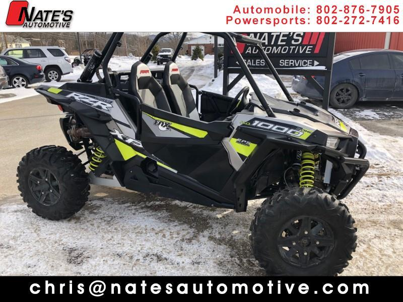 2015 Polaris RZR 1000 XP FOX EPS LE