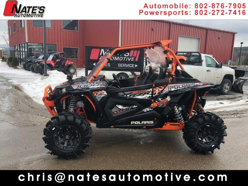 2015 Polaris RZR 1000 XP HIGH LIFTED EPS WINCH
