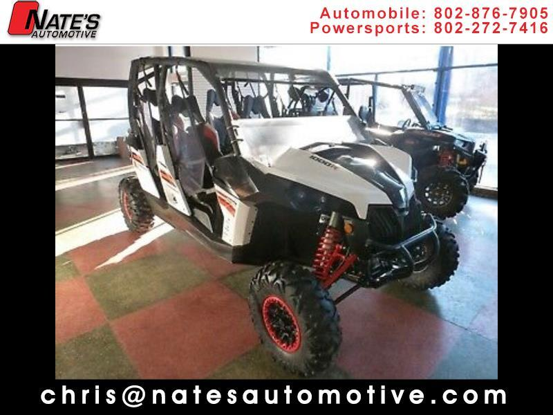 2014 Can-Am Maverick Max 1000R X RS D 4 seater