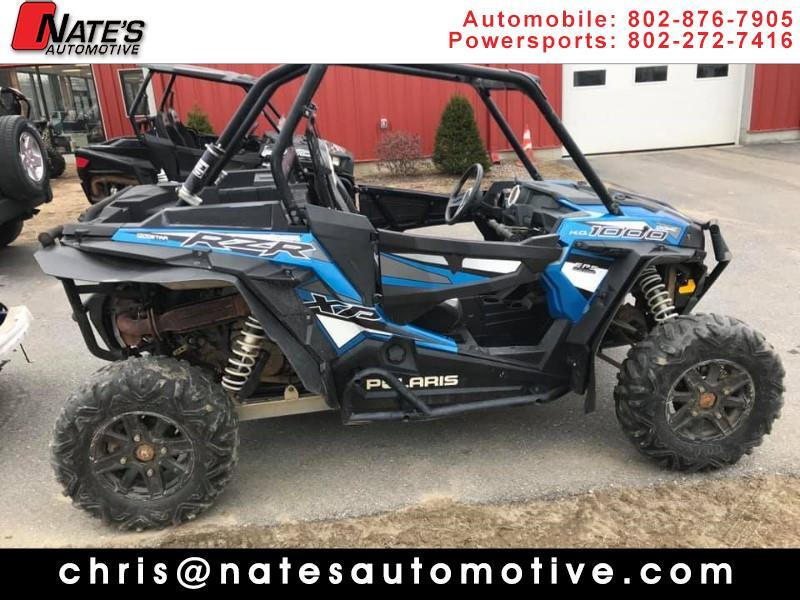 2016 Polaris RZR XP 1000 EPS le eps