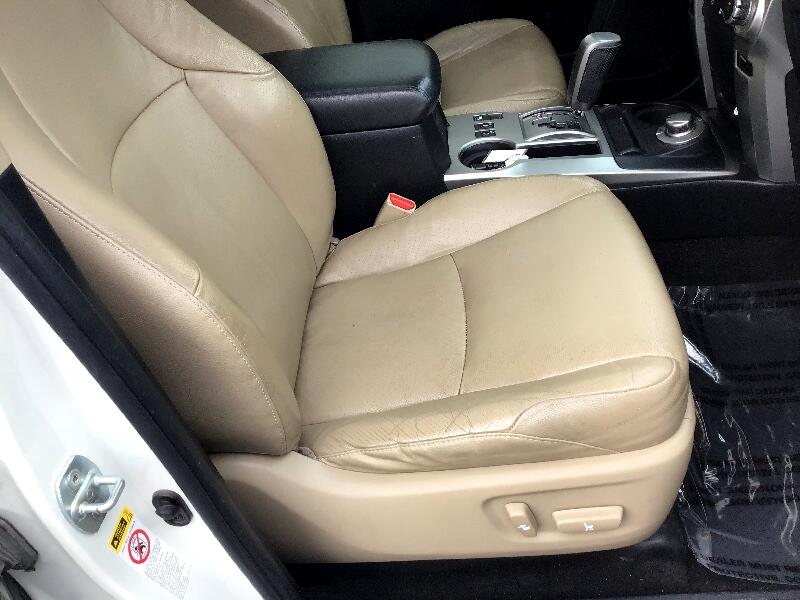 2011 Toyota 4Runner Limited 4WD V6