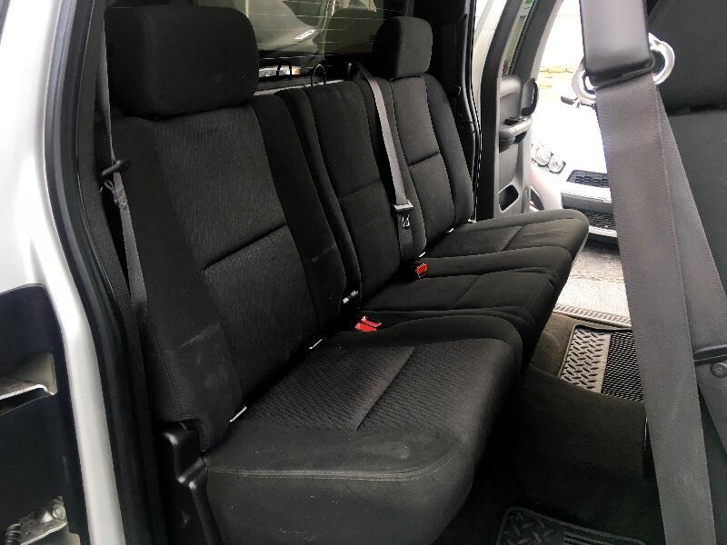 2011 GMC Sierra 2500HD SLE Ext. Cab 4WD