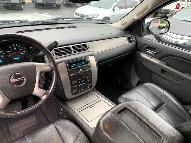 2011 GMC Sierra 1500 SLT Crew Cab 4WD