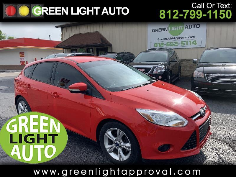 Used 2013 Ford Focus Se Hatch For Sale In Columbus In 47203 Green