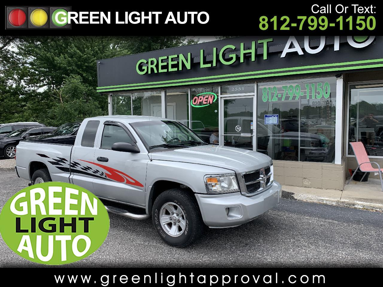 Dodge Dakota SLT Ext. Cab 2WD 2008