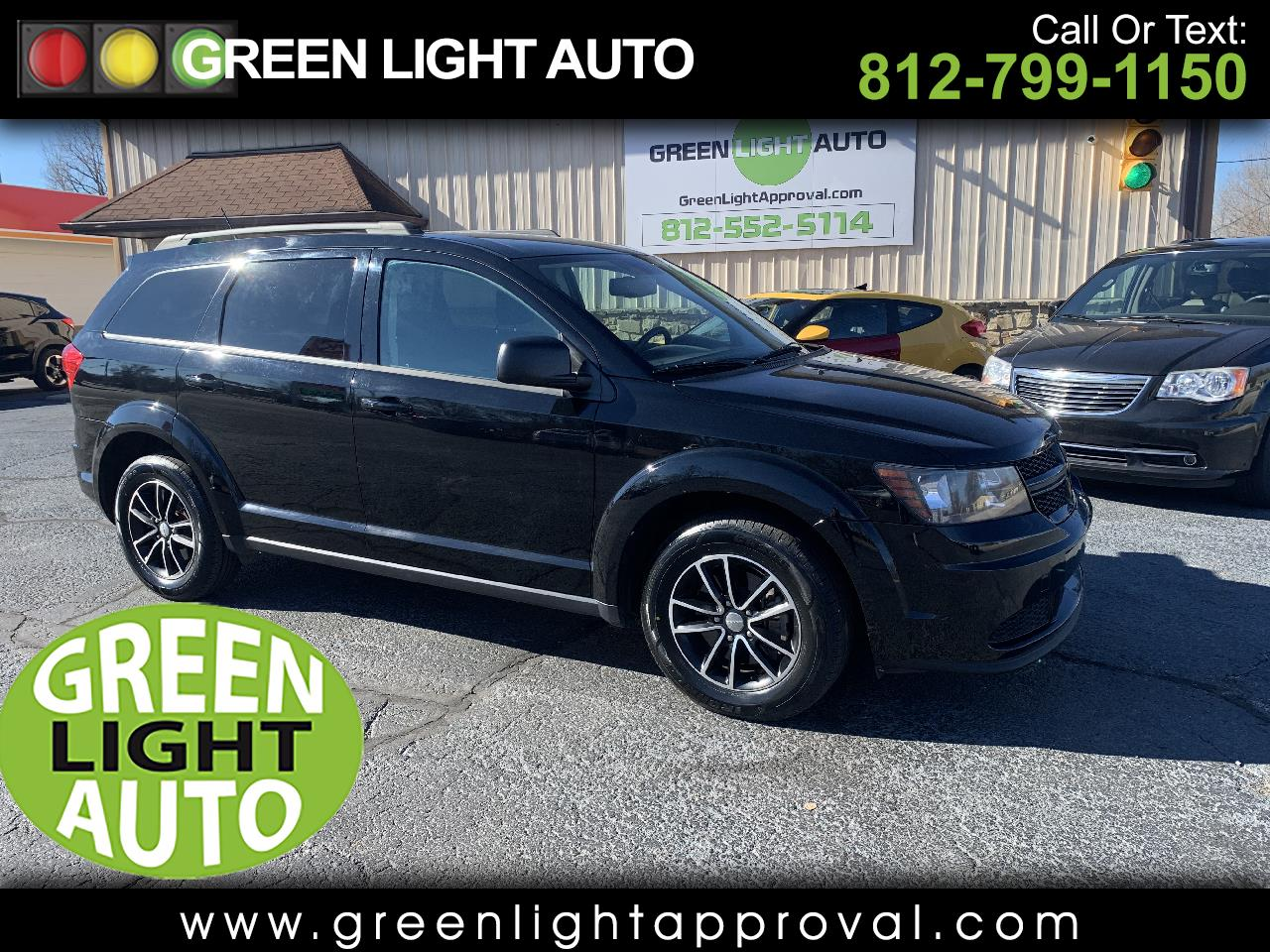 Dodge Journey SE AWD 2017