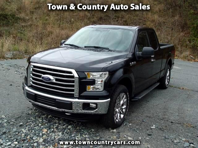 2015 Ford F-150 FX4 SuperCrew 6.5-ft. Bed 4WD