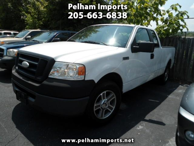 2007 Ford F-150 XL SuperCab 2WD