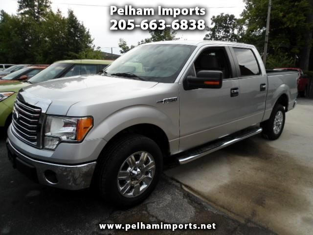2010 Ford F-150 S Series Crew 2WD