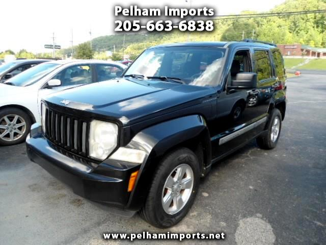 2010 Jeep Liberty RWD 4dr Sport
