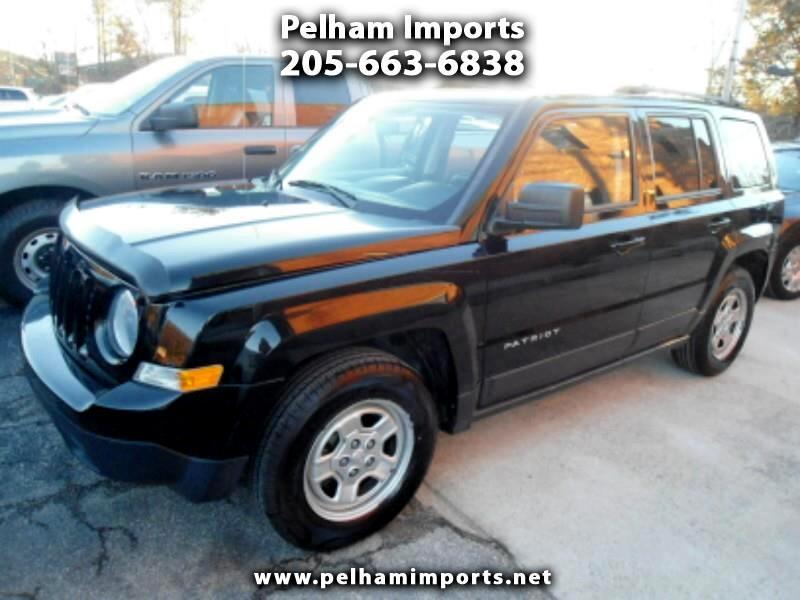 2014 Jeep Patriot FWD 4dr Sport