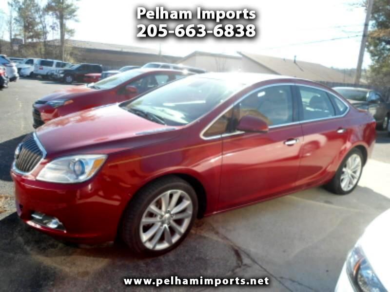 2012 Buick Verano 4dr Sdn