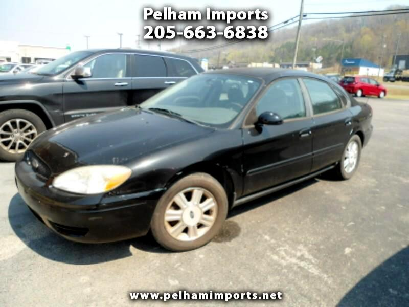 2006 Ford Taurus 4dr Sdn SEL