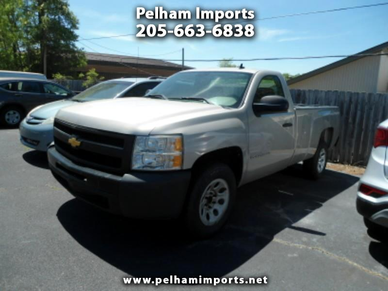 2009 Chevrolet Silverado 1500 REG  CAB LONG WHEEL BASE