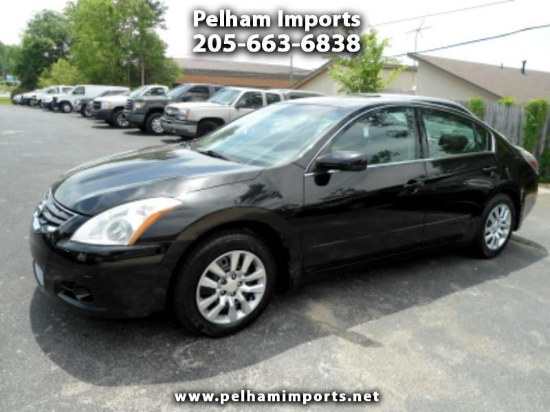 2010 Nissan Altima 4dr Sdn I4 CVT 2.5 S
