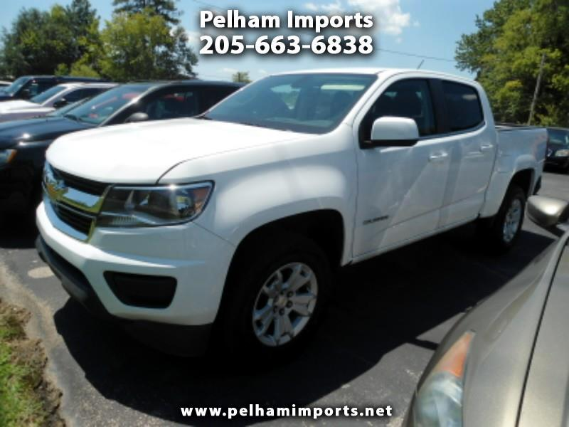 2018 Chevrolet Colorado 2WD Crew Cab 128.3