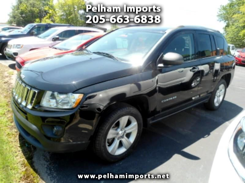 2012 Jeep Compass FWD 4dr Sport