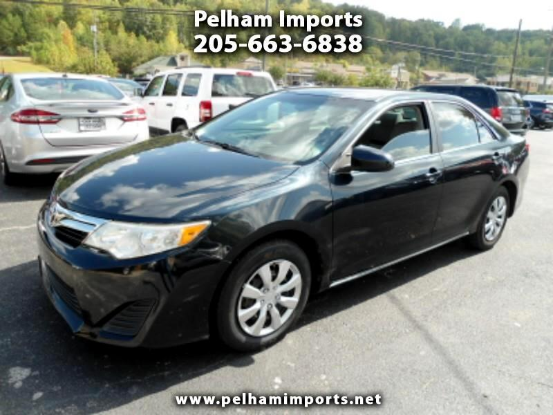 Toyota Camry 4dr Sdn I4 Auto LE (Natl) *Ltd Avail* 2014