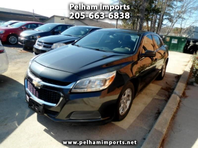Chevrolet Malibu 4dr Sdn LS w/1FL 2014