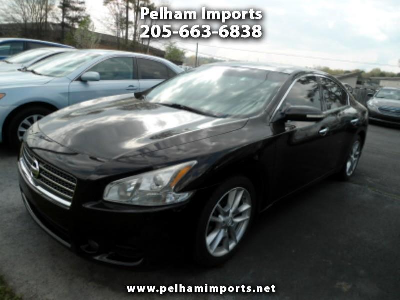 Nissan Maxima 4dr Sdn V6 CVT 3.5 SV w/Premium Pkg 2010