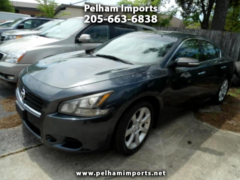 Nissan Maxima 4dr Sdn V6 CVT 3.5 SV w/Sport Pkg 2011