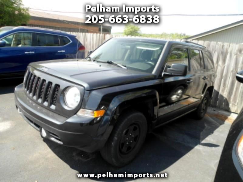Jeep Patriot FWD 4dr Sport 2015