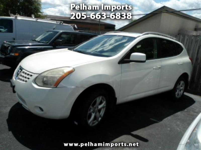 Nissan Rogue AWD 4dr SL 2008