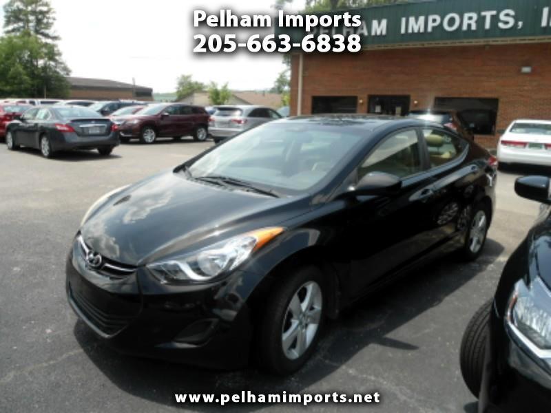 Hyundai Elantra 4dr Sdn Auto GLS (Ulsan Plant) 2011